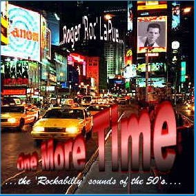 ONE MORE TIME - CD COVER